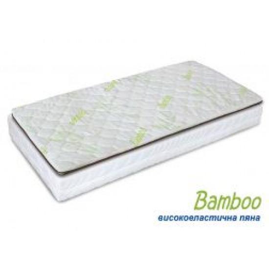 Топ матрак Bamboo високоеластична пяна