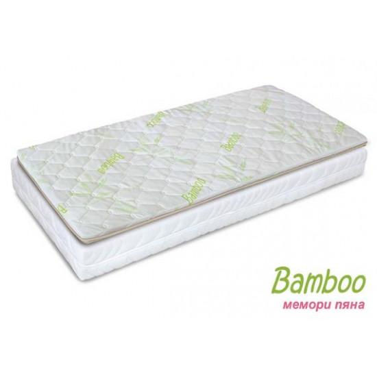 Топ матрак Bamboo memo